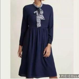 ModCloth fever London pippa bow dress